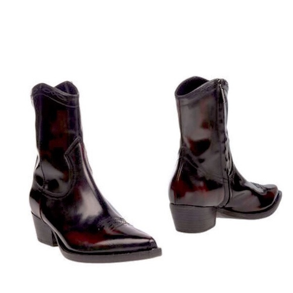 acadd27d350e Luca Valentini leather Ankle boots 36